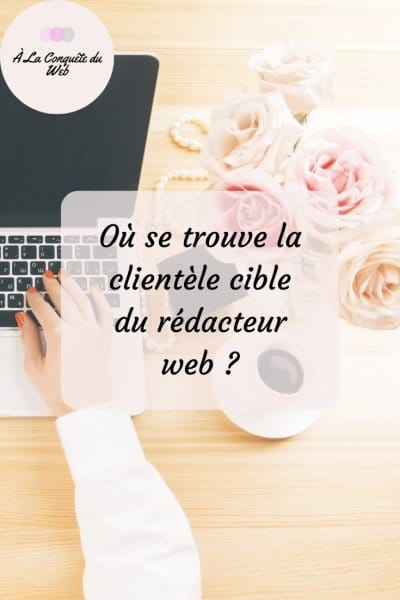 Trouver clientèle cible rédacteur web