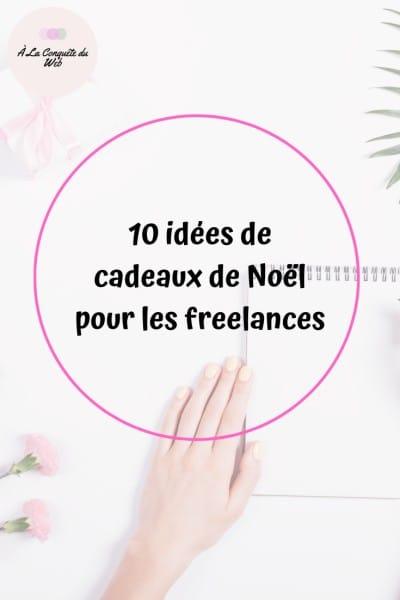 idée pour noël pour freelance