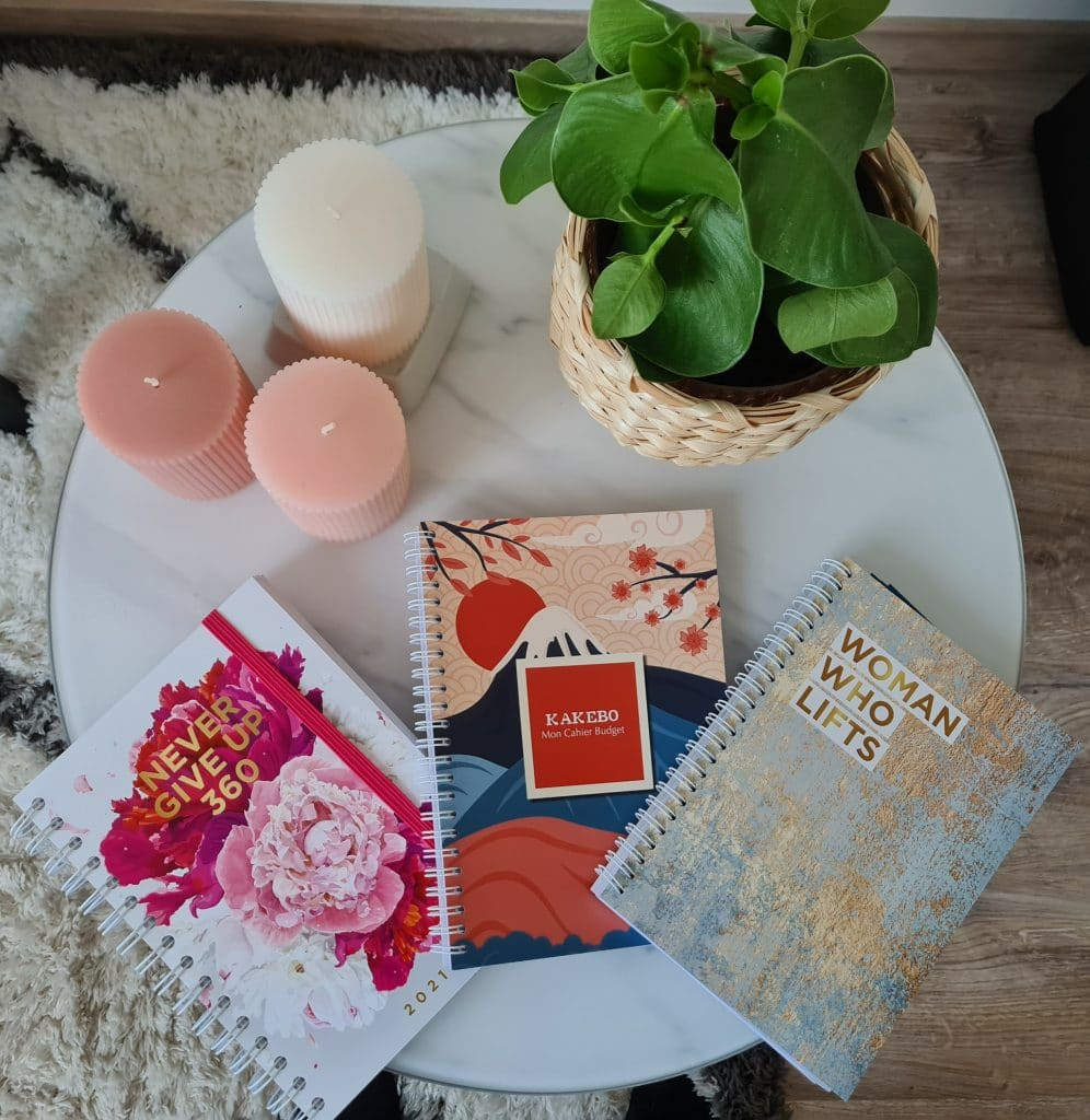 planner womanwarriors pour noel