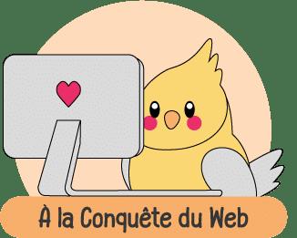 Logo À la conquête du web